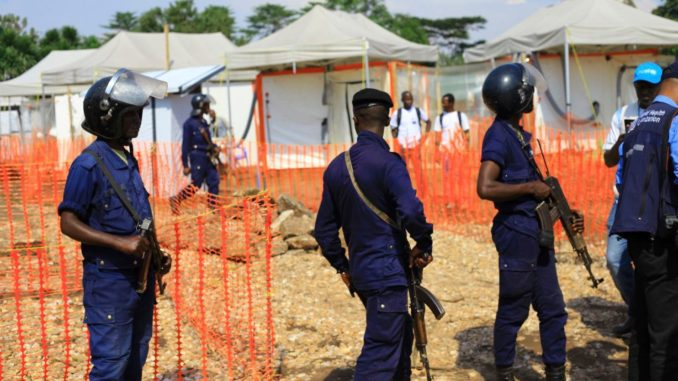 Congo's Latest Ebola Outbreak Taking Place in a War Zone