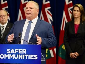 Ford Government Takes Real Action on Guns and Gangs