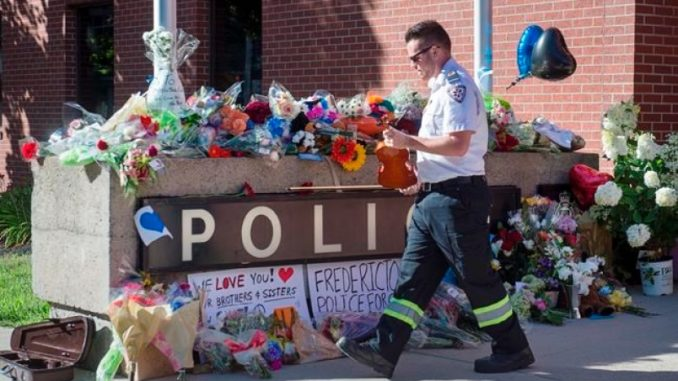 Fredericton shooting suspect known as 'lonely' biker who played video games