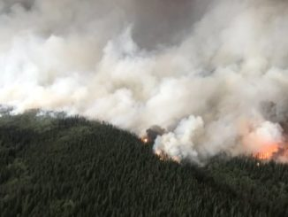 B.C. Wildfires 2018: About 200 Canadian Troops Called In To Help Fight Nearly 600 Blazes