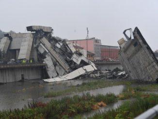 Highway bridge collapse kills 22 in Genoa, Italy