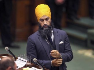 Greens won't run candidate in Burnaby South as 'leader's courtesy' to Singh: May