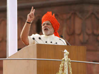 Independence Day Speech from Lal Qila: PM Modi speaks of India's rise under his government
