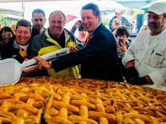 """Surrey's """"Pie in the Plaza"""" returns"""