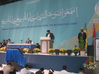 Thousands attend largest annual Muslim convention in Western Canada