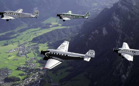 Up to 20 feared dead in WWII vintage plane crash in Switzerland