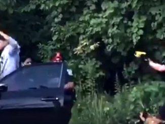 Three Arrested in Dramatic Police Takedown in Brampton