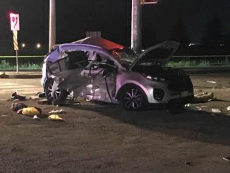 3 dead including 2 children in Brampton multi-vehicle crash