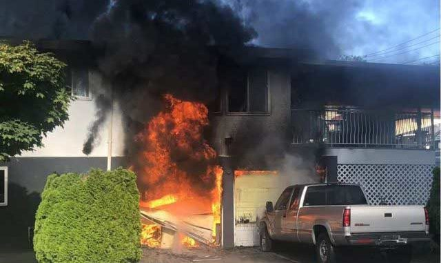 Body found inside East Vancouver home after morning fire