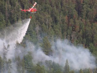Change in weather could stoke dozens of fires in northeastern Ontario