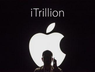 Apple hits $1 trillion stock market valuationApple hits $1 trillion stock market valuation