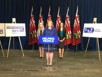 Ontario Tories announce changes to welfare programs