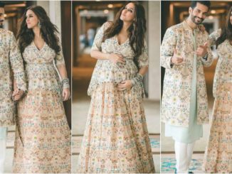 Angad Bedi has an adorable birthday wish for pregnant wife Neha Dhupia
