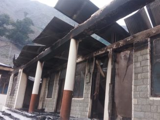 12 schools burnt down in Pakistan