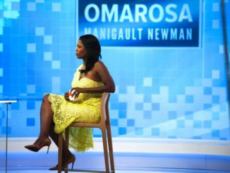 Trump Calls Omarosa Manigault Newman 'That Dog' in His Latest Insult