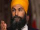Jagmeet Singh set to run from Burnaby South after official nomination