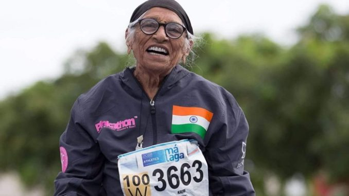 102-YEAR-OLD MAN KAUR MAKES EVERY INDIAN PROUD