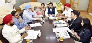 Canadian University to setup satellite centre at Skill University Sri Chamkaur Sahib