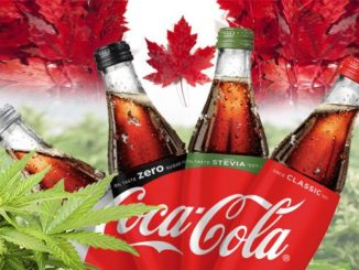 Coca-Cola Cannabis drinks