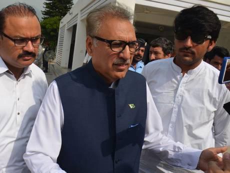 Imran Khan's close ally Arif Alvi elected new Pakistan president
