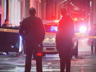 Man hospitalised after being stabbed in downtown Calgary