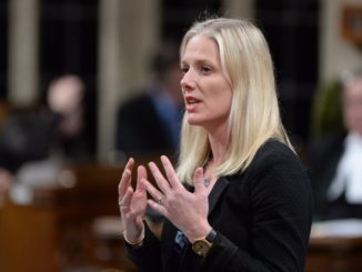 Environment Minister Catherine McKenna: 'I'm no quitter' on climate change