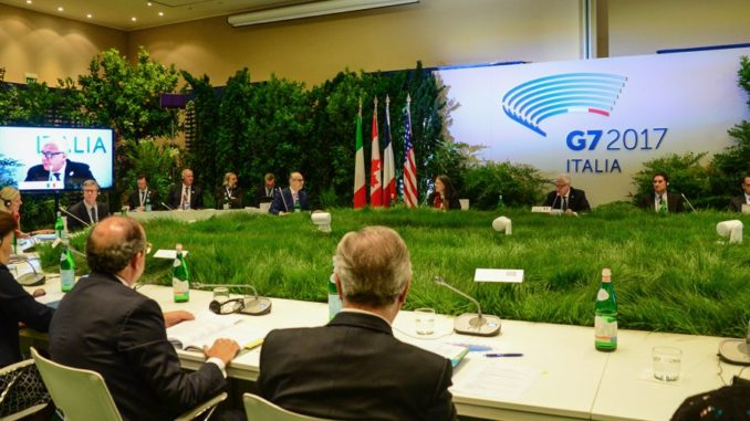 G7 Environment Meetings In Halifax Focus On Climate Action