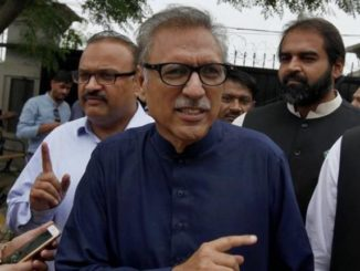 Pakistan to hold President election today, PTI candidate Arif Alvi likely to win