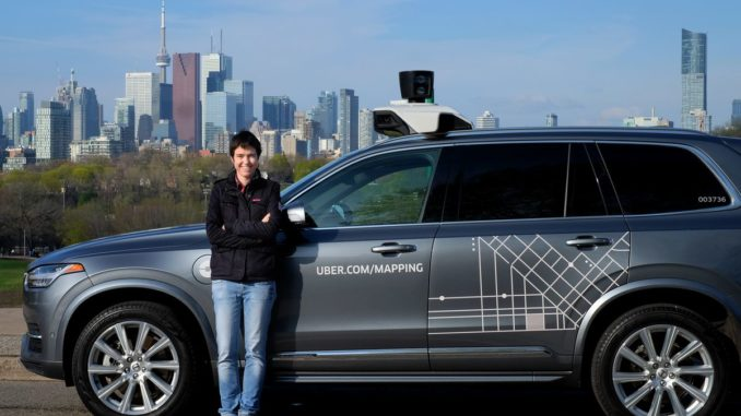 Post fatal crash, Uber to expand its self-driving car research in Toronto