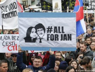 Slovakia Police Arrest Suspects In Killing Of Anti-Corruption Journalist