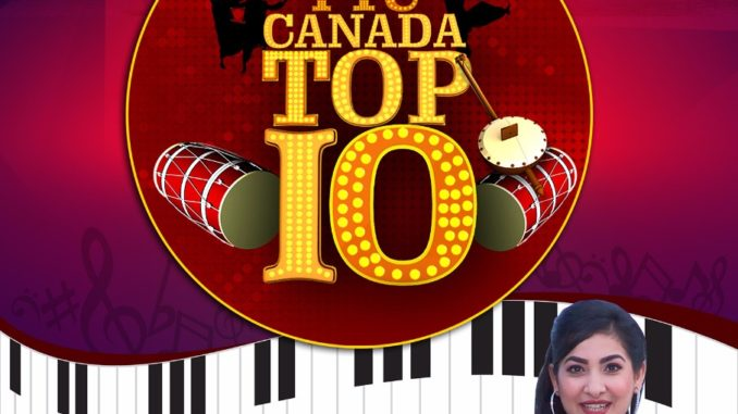 Watch & Enjoy Hit Punjabi Songs exclusively on Canada Top