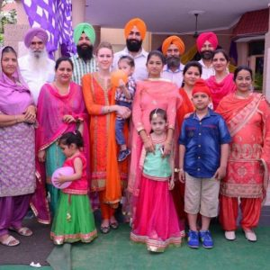 The Story Of A Cross-Cultural Marriage Between A UK-Based Sikh And A