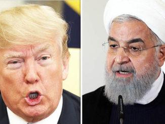 Iran asks Britain's assurance as Trump sanctions threaten oil price
