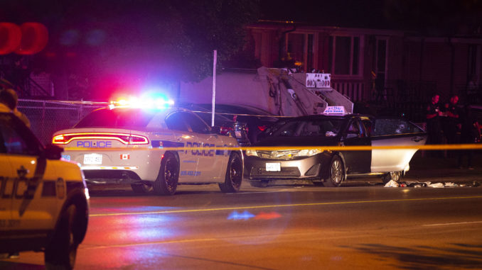 Man arrested, charged after 2 deadly shootings in Brampton, Ont.
