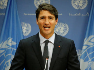 Trudeau won't deliver Canada's address to UN General Assembly this year
