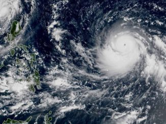4 million Filipinos in the direct path of Typhoon Mangkhut