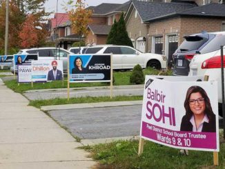 36 Punjabis to contest Brampton civic polls