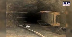 Mexico USA tunnel found california