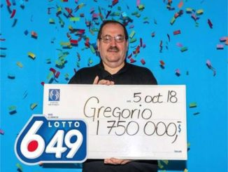 canadian man won lottery