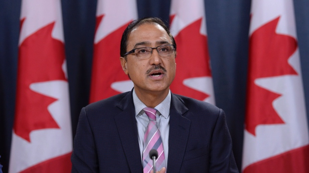 Amarjeet Sohi Applauds LNG Canada's 40B investment Over Its Expansion