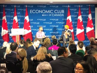 Navdeep Bains Discusses The Prospects Of USMCA At The Economic Club