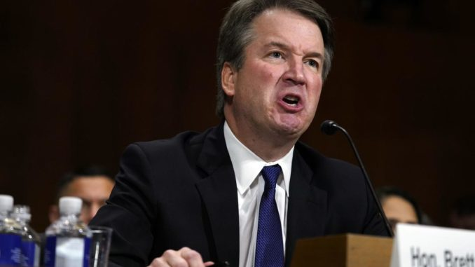 Kavanaugh Gets Support From Key Senators Ahead Of Final Supreme Court Vote