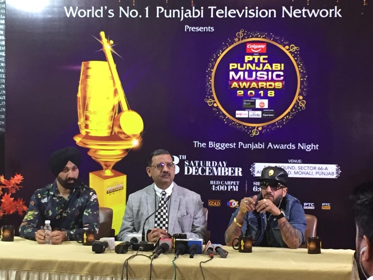 ptc punjabi music awards 2018 (1) - PTC Punjabi Canada
