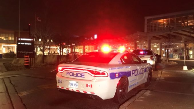Mississauga: The threat of getting a bomb in the hospital