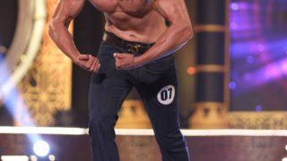 Avneet-Singh-Mr-Punjab-2018-Fitness-Round