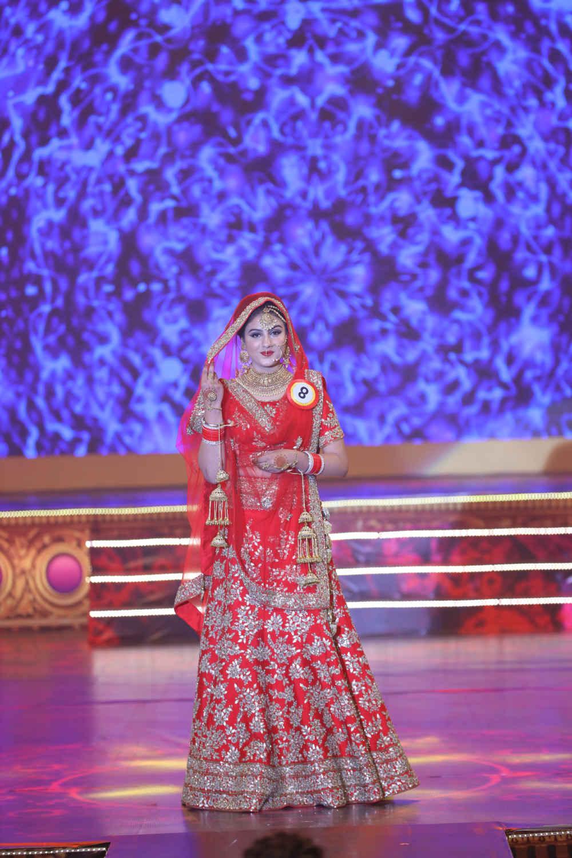 Bridal Wear Round - Husandeep Kaur (Amritsar- 7) 1st Runner