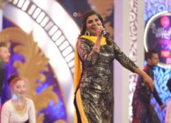 Nisha Khan In Miss Ptc Punjabi 2018
