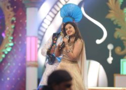 Tanishq Kaur Singing In Miss PTC Punjabi 2018