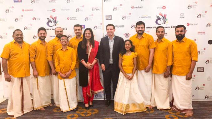 Sonia Sidhu Attends International Film Festival Of South