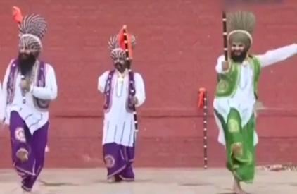 Punjab Folk Dance